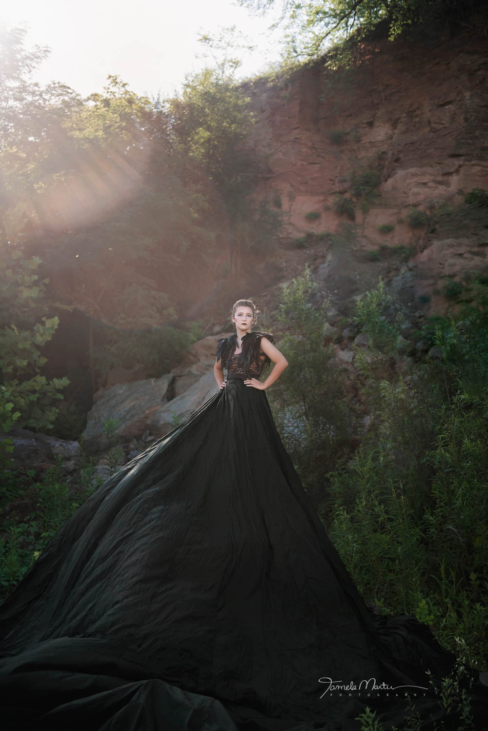 Tamela Martin Photography, West Virginia award-winning Senior Portrait Photographer