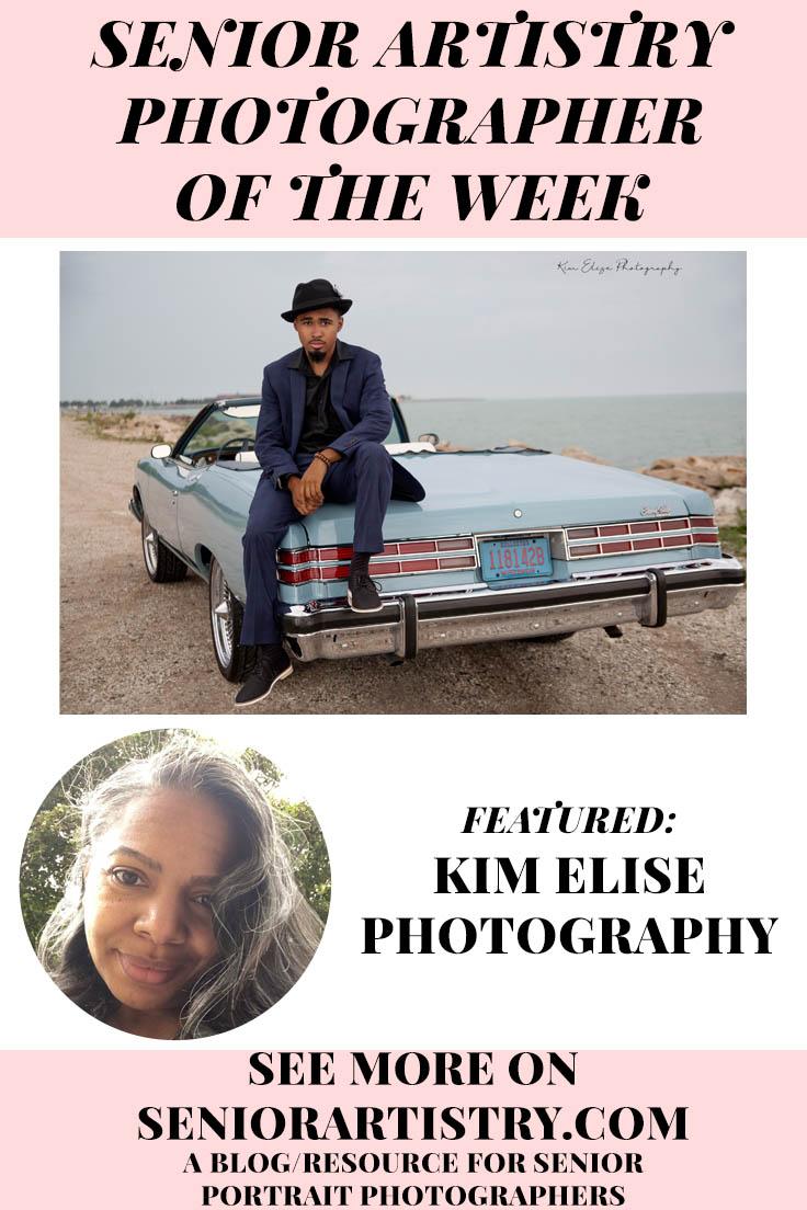 Kim Elise Photography; Milwaukee,Wisconsin award-winning Photographer; Senior Artistry Photography of the Week; #SeniorPortraits