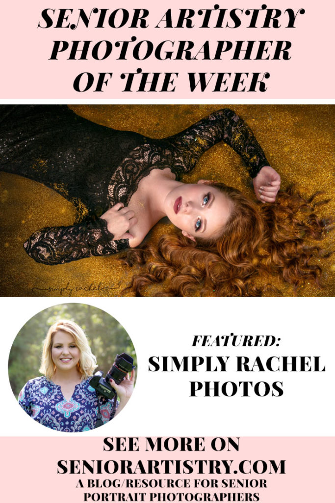 Simply Rachel Photos; West Virginia award-winning photographer; Senior Artistry Photographer of the Week; #SeniorPortraits
